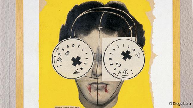 """Exposición """"Diego Lara. Be a Commercial Artist"""". La Casa Encendida, Madrid 2012"""