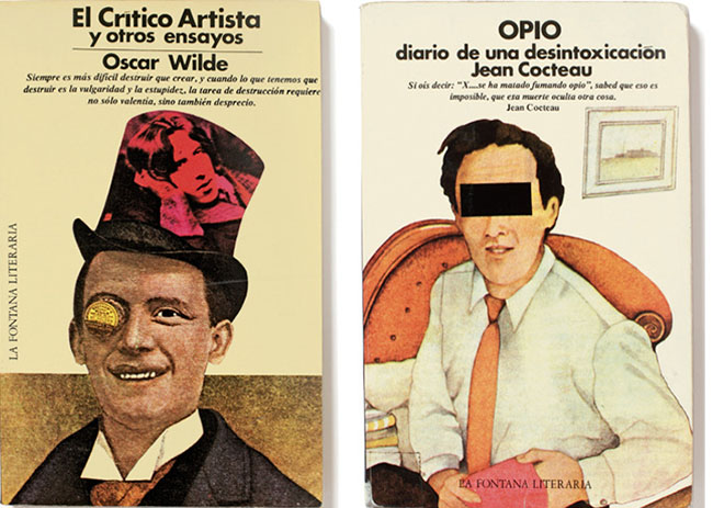 Cubiertas para la editorial La Fontana Literaria